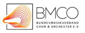 Logo Bundesmusikverband Chor und Orchester